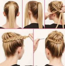 on the go hairstyles ready to go hairstyles easy just in a few minutes rkomedia