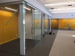 Glass Wall Doors by Interior Office Glass Walls Sliding Glass Doors Curtain Wall