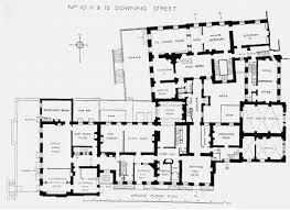 downing street floor plans london uk castle u0026 mansion