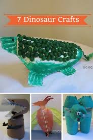 dinosaur crafts for kids 7 interesting projects
