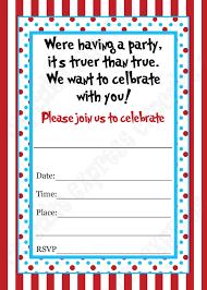 custom circus invitations birthday invites elegant dr seuss birthday invitations templates