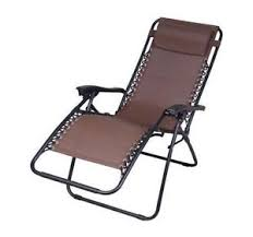 lounge chairs folding beach patio zero gravity ebay
