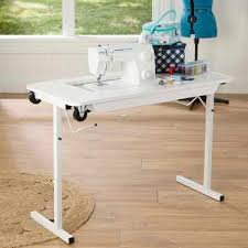 fold away sewing machine table semco compact sewing machine table