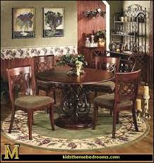 themed kitchen accessories tuscany kitchen designs tuscan wall mural stickers