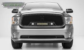 Dodge Ram Off Road - t rex dodge ram 1500 torch series led light grille single 2 3