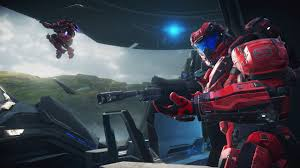 Halo Capture The Flag Halo 5 Guardians Arena Mode On Coliseum And The Rig Hands On