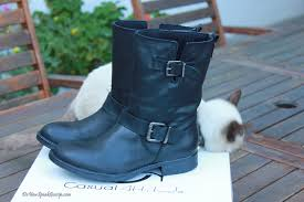casual biker boots new in casual attitude biker boots via spartoo gr do you speak