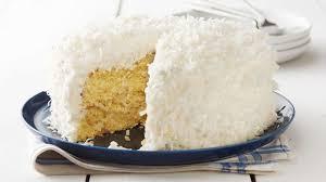 Coconut Cake Recipe Coconut Cake Recipe Pillsbury Com