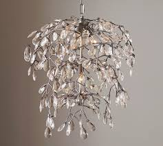 Candle Chandelier Pottery Barn Impressive Round Chandelier Light Modern Camino Round Chandeliers