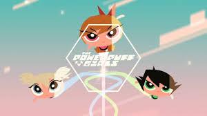 powerpuff girls reboot title sequence on vimeo