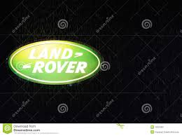 range rover logo land rover logo editorial photography image of luxury 16301887