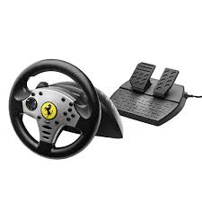 volante ps3 thrustmaster thrustmaster challenge racing wheel pc ps3 volant pc