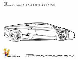 ferrari sketch side view rugged exclusive lamborghini coloring pages cars free