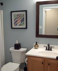 guest bathroom design with small vanities and toilet modern guest