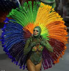 carnival brazil costumes brazil carnival revellers ignore zika virus threat and take to the