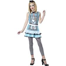Halloween Costumes Young Girls Alice Wonderland