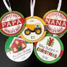 personalized garbage truck ornament keepsake custom made to