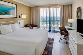 hton bay floor l guest rooms l hilton barbados resort accommodations