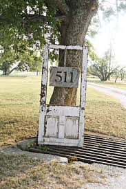 12 diy house number ideas cool house numbers you can make