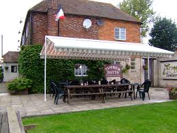 Pub Awnings Awnings In Canterbuy Savills The Awning Company Ltd