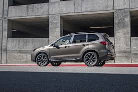 subaru mini pickup 2017 subaru forester 2 0xt touring first test review