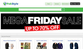 black friday online shopping in pakistan with free home delivery