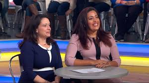 meet the founders of adopt a family live on gma abc news