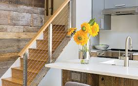 Unique Stairs Design 7 Unique Stairs Ideas To Spark Your Cabin Inspiration Cabin Living
