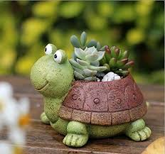 cute succulent pots 7 different animal shaped succulent planters just in time for spring