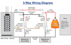 three way switch wiring diagram with dimmer diagram wiring