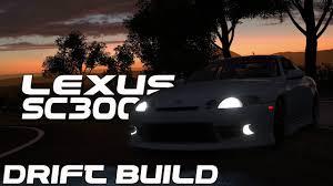 lexus build my own forza horizon 3 drift build lexus sc300 youtube
