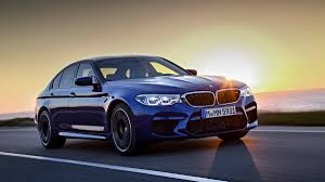 prototype drive 2018 bmw m5 gallery 2018 bmw m5 driving on the road autoweek