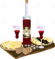 cartoon wine and cheese cheese clipart wine glass pencil and in color cheese clipart