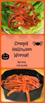 savory halloween worms recipe creepy halloween halloween