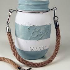 ball crafting home decor mason jar craft supplies products transform mason regular mouth rope handle for mason jars 1 count
