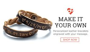 name engraved bracelets personalized name bracelet free engraving on 7 styles of