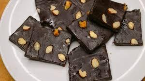 easy chocolate fudge recipe how to make chocolate fudge 3 ings chocolate fudge recipe