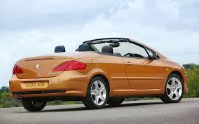 peugeot cabriolet 2017 peugeot 307 coupé cabriolet review 2003 2008 parkers