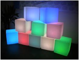 led cubes audio visual services av equipment event equipment hire