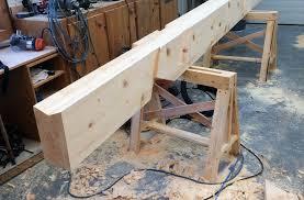 ana white easy heavy duty 2x4 sawhorses diy projects