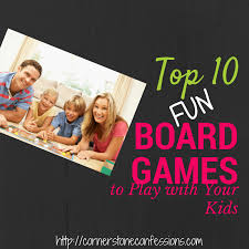 top 10 board to play with your cornerstone