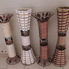 Large Wicker Vases Vase Pot Picture More Detailed Picture About Rattan Floor Vase