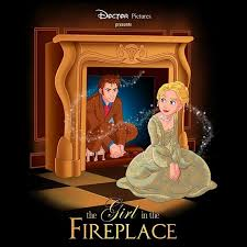 the in the fireplace poster we geeks