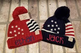 American Flag Beanie C C Kids American Flag Beanie Colorado Flag Hat