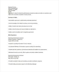 resumes for marketing jobs marketing resume examples 47 free word pdf documents download