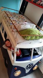 Cars Bunk Beds Vw Bunk Bed For My Someday Pinterest Vw Bunk