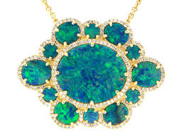blue green opal opals american gem society blog