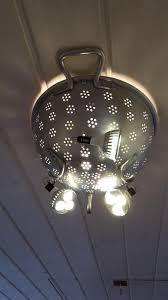 Schlafzimmer Lampe Selber Machen Selber Gebaute Deckenbeleuchtung Aus Wiederverwendeten
