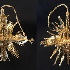 find more baldwin brass 23k gold collectible ornaments various