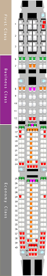a340 seat map emirates airbus a340 500 seat map
